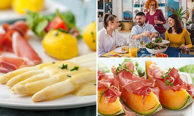 Afhalen: shared diner (10 gerechten!) voor Moederdag