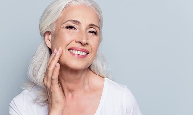 Anti-aging behandeling (HIFU)