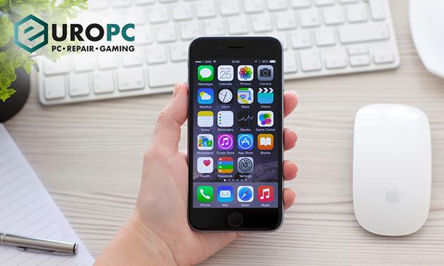Nieuwe accu voor je iPhone