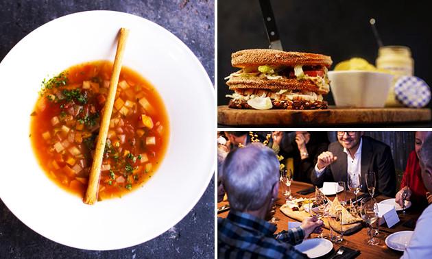 Fellini rotterdam luxe lunchplank bij fellini in hartje for Fellini rotterdam
