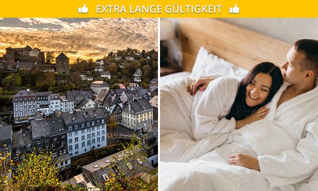 Ferienwohnung-Übernachtung(en) in Monschau