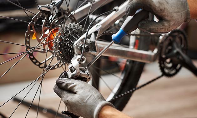 Complete onderhoudsbeurt voor je fiets of e-bike