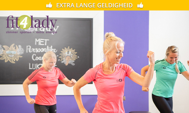 Fit4lady Nuenen