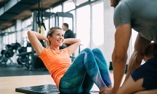 1 of 3 maanden onbeperkt fitness