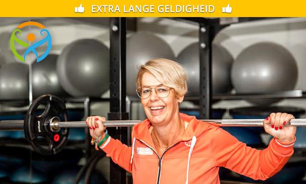 Fitness Prinsenbeek@angela