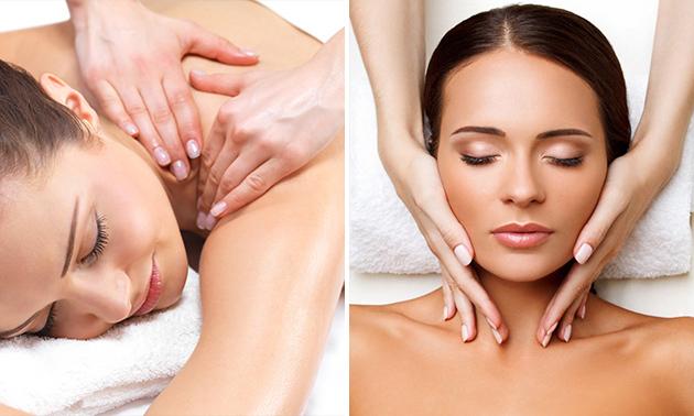 Massage naar keuze (60 min)