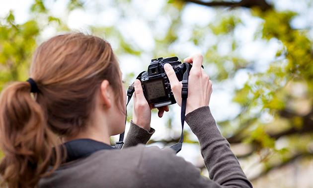 Basiscursus fotografie (6,5 uur)
