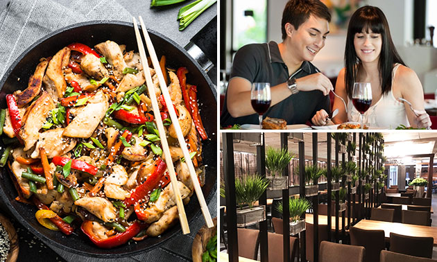 All-You-Can-Eat & Drink bij Fusion Wok Mol