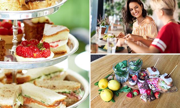 Summer Tea bij Gasterij 't Dorpsgenot