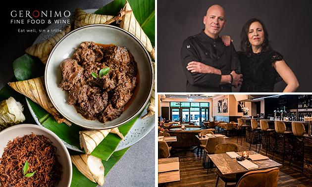 Thuisbezorgd of afhalen: 3-gangen rijsttafel in hartje Eindhoven