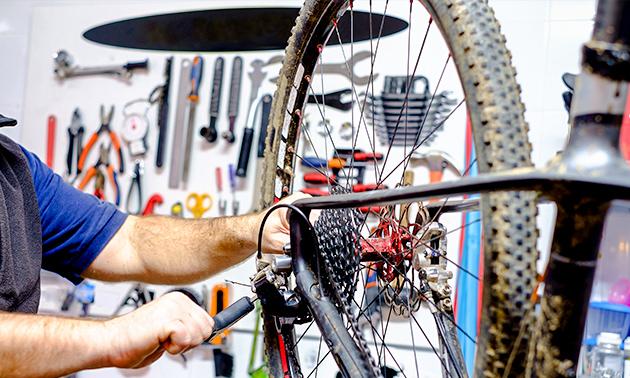 Onderhoudsbeurt voor jouw fiets of elektrische fiets