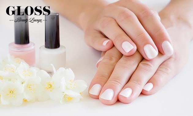 Manicurebehandeling naar keuze