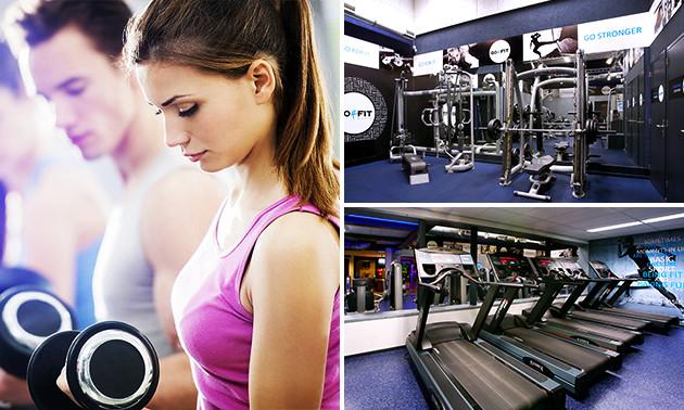 10-rittenkaart voor fitness