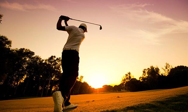 Golfen bij Golfbaan Eyckenduyn