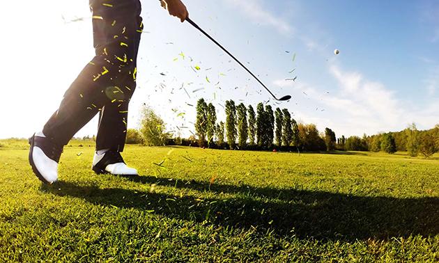 Greenfee (18 holes) of 4 maanden onbeperkt golfen