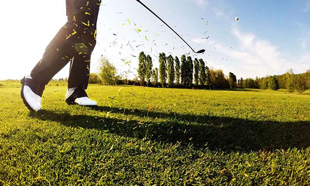 9- of 18-holes golf