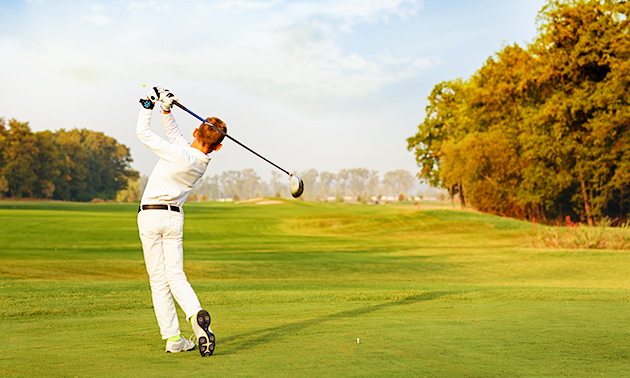 Golfles(sen) bij Golfschool Sluispolder