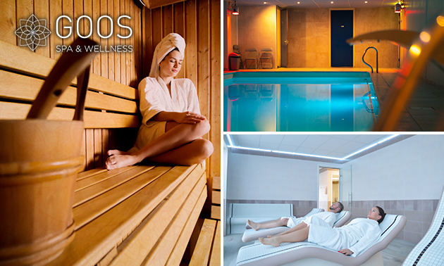 Saunadag bij GOOS Spa & Wellness