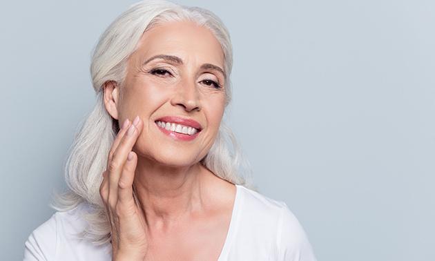 Huidverjongende gezichtsbehandeling(en) (60 min)