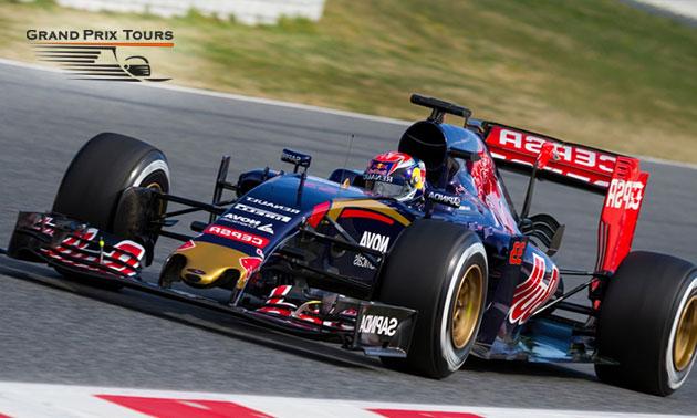 Ticket voor Formule 1 Grand Prix van België