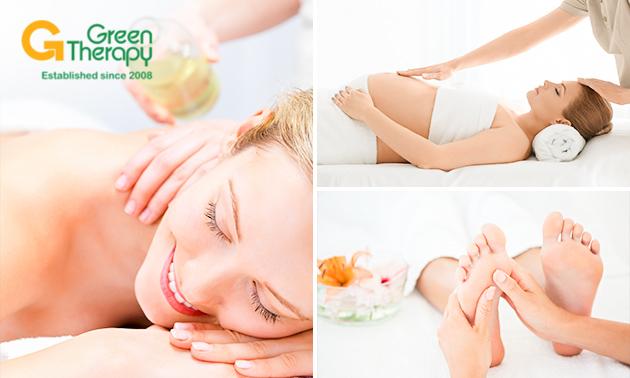 Massage au choix (60 min)