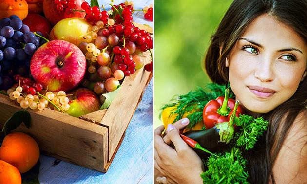 Waardebon voor Groente & Fruit Van Dalen