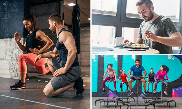 2 maanden onbeperkt groepslessen en fitness