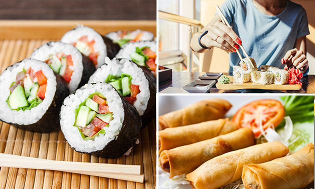 Aziatische shared dining bij Hai Yan Palace