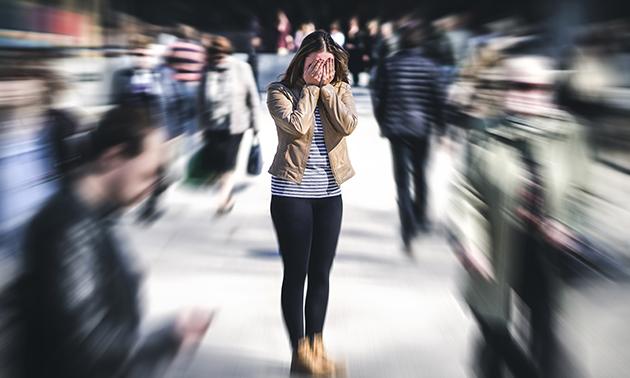 Behandeling (60 min) tegen angst of paniekaanvallen