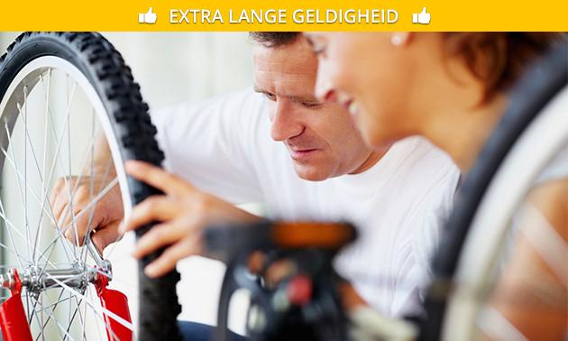 Onderhoudsbeurt voor jouw fiets