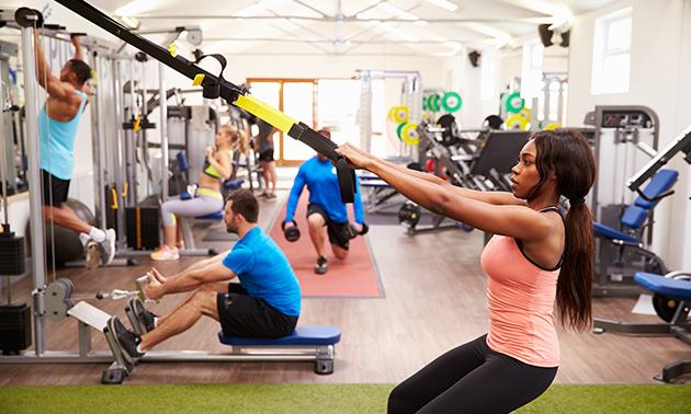 2 maanden fitness + groepslessen of 12 better belly sessies