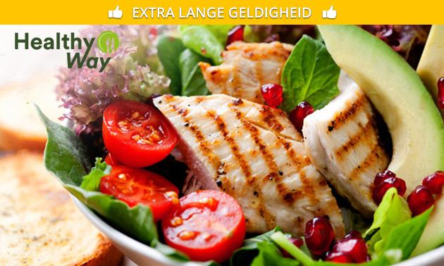 Thuisbezorgd: healthy maaltijd(en)