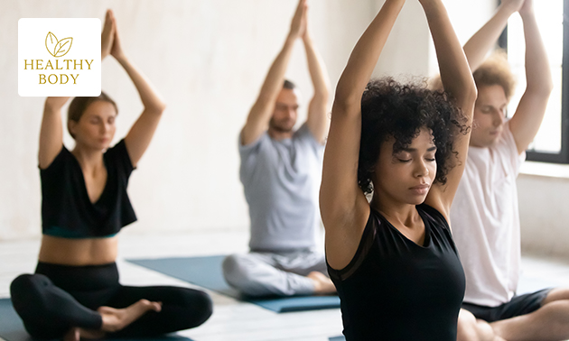 5 lessen yoga (à 90 minuten)