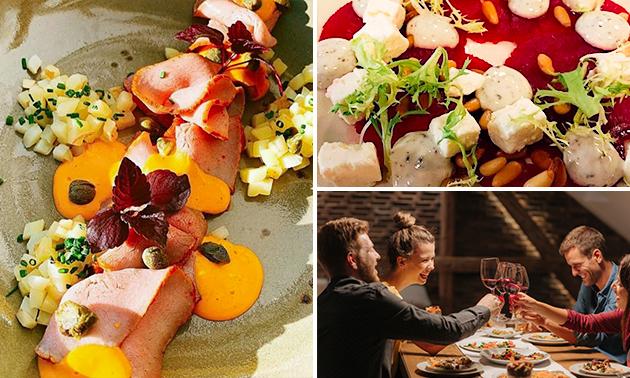 Afhalen: shared dining-diner (6 of 7 gerechten!) bij Het Ketelhuis