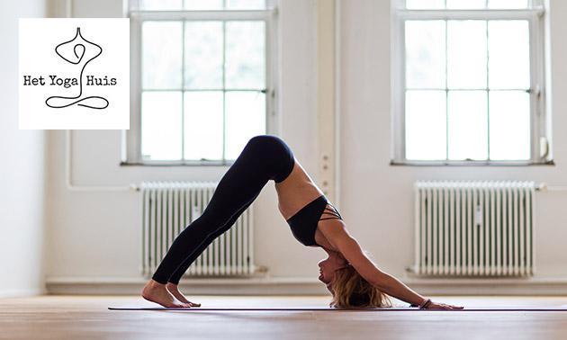 Yoga- of meditatieworkshop (4x 60 of 75 min)