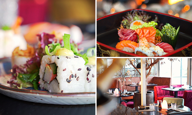 All-You-Can-Eat sushi & grill bij HiroMina