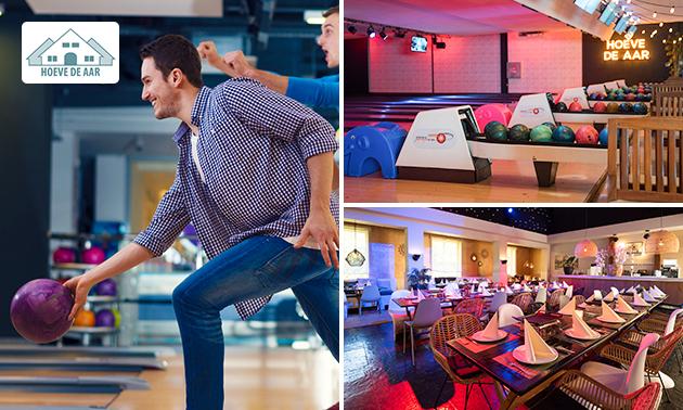 2 uur bowlen (1 tot 8 personen)