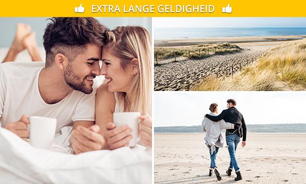 Voor 2 personen: overnachting in Zandvoort