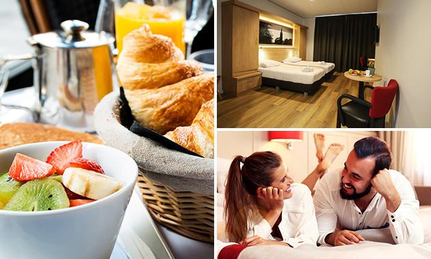 Hotel Hulsman Venray, Übernachtung + Frühstück für 2 im Herzen ...