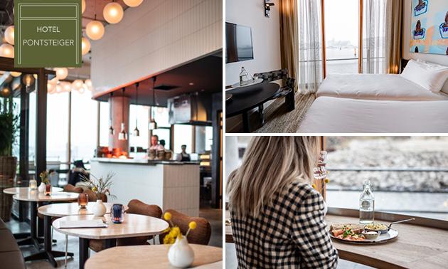 Voor 2 personen: overnachting + ontbijt in Amsterdam