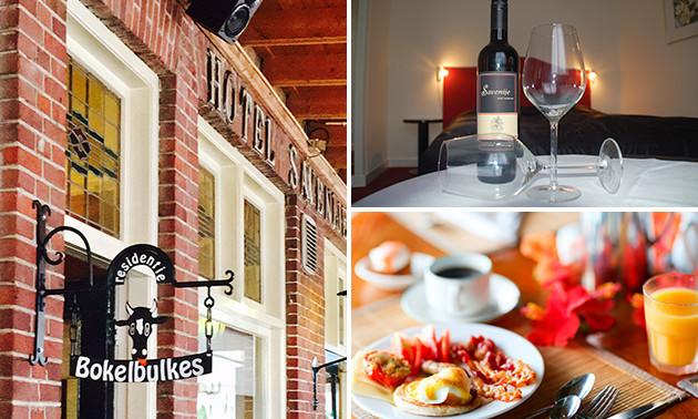 Hotel Restaurant Savenije Overnachting Ontbijt Voor 2 In Twente