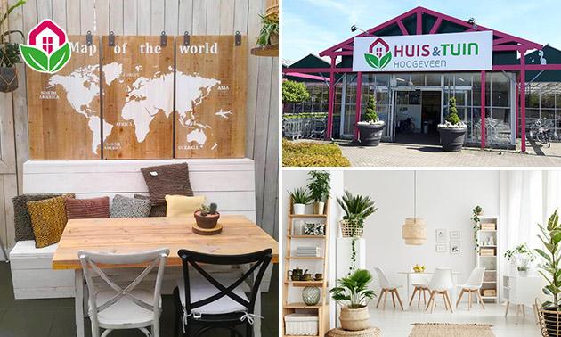 Huis En Tuin Hoogeveen Waardebon Voor Huis En Tuin Bespaar 50 In Drenthe Via Social Deal
