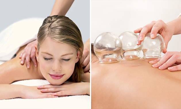Chinese Tuina-massage + evt. cupping (60 min)