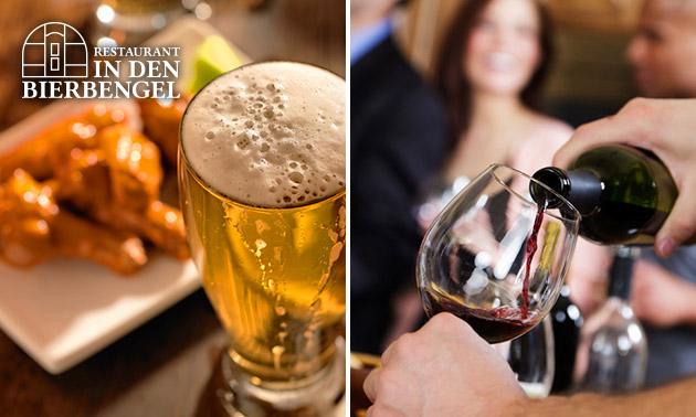 High beer of high wine bij In den Bierbengel