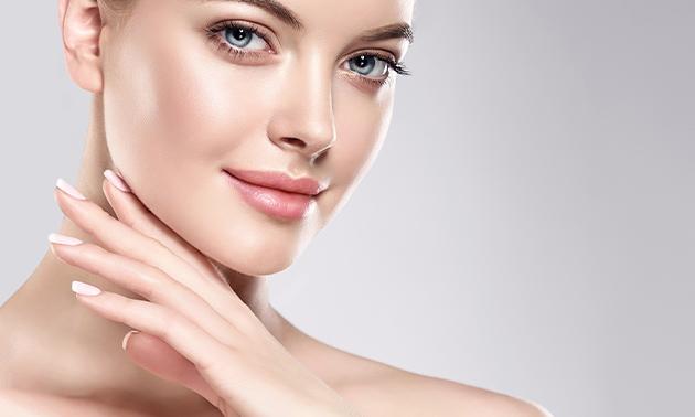 Huidverbeterende-(gezichts)behandeling