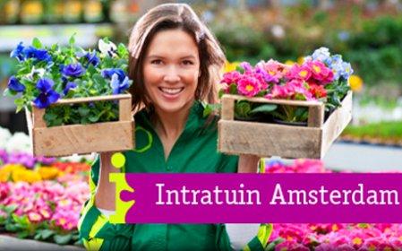 Intratuin amsterdam lentekriebels bij intratuin een for Intratuin amsterdam