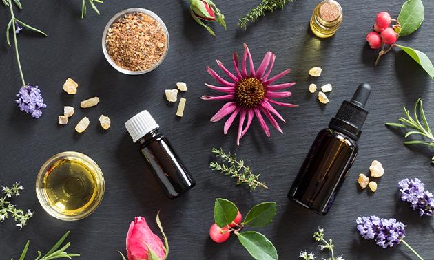 Workshop aromatherapie (2 uur) + koffie/thee