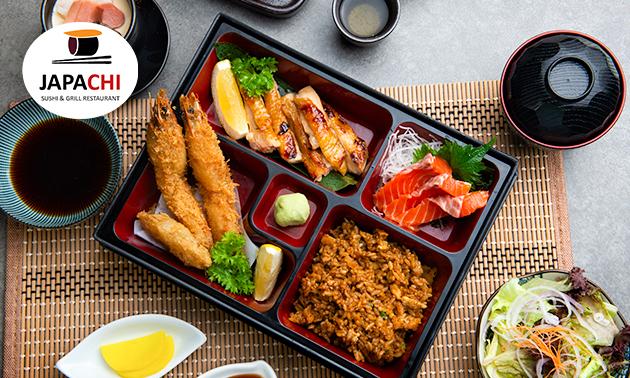 Afhalen: Japans diner