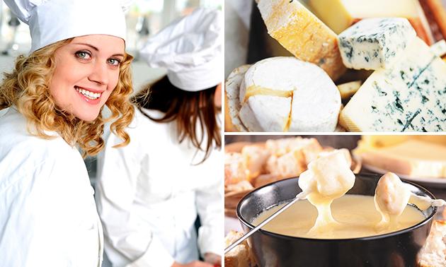 Workshop vegan kaas maken (3 uur) + kaasfondue (1 uur)