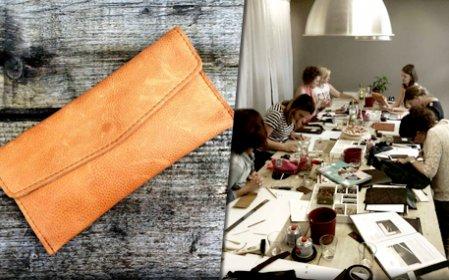 a7844c0deed Jumé Design, Maken van een leren tas: bespaar 54% in Eindhoven via ...